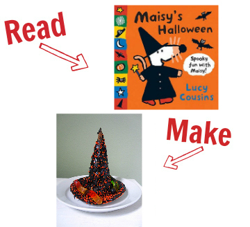 halloween crafts and books for kids 1