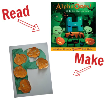 halloween crafts and books for kids 10