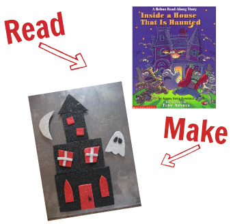 halloween crafts and books for kids 12
