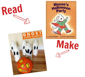 halloween crafts and books for kids 14