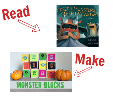 halloween crafts and books for kids 16