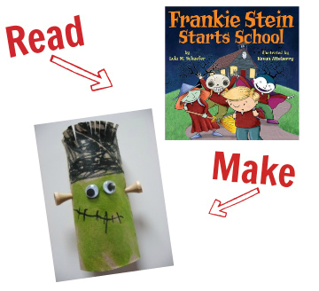 halloween crafts and books for kids 19