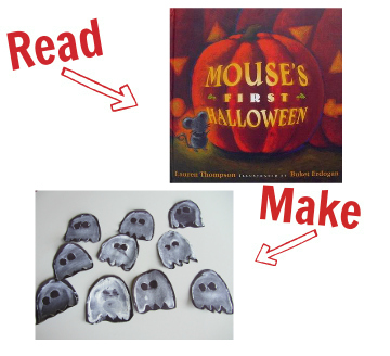 halloween crafts and books for kids 20