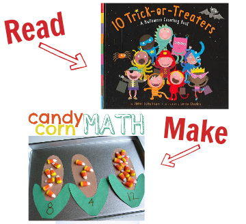 halloween crafts and books for kids 4