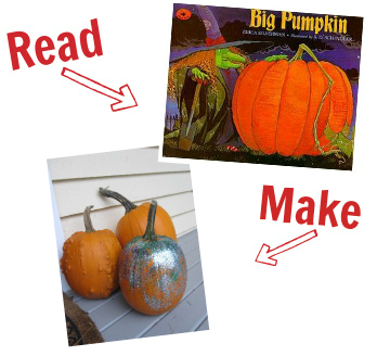 halloween crafts and books for kids 6