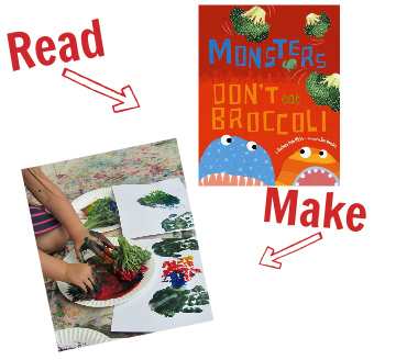 Halloween Books And Crafts To Match No Time For Flash Cards