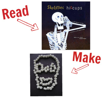 halloween crafts and books for kids 8