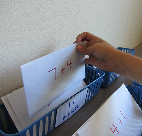 mail sorting math lesson