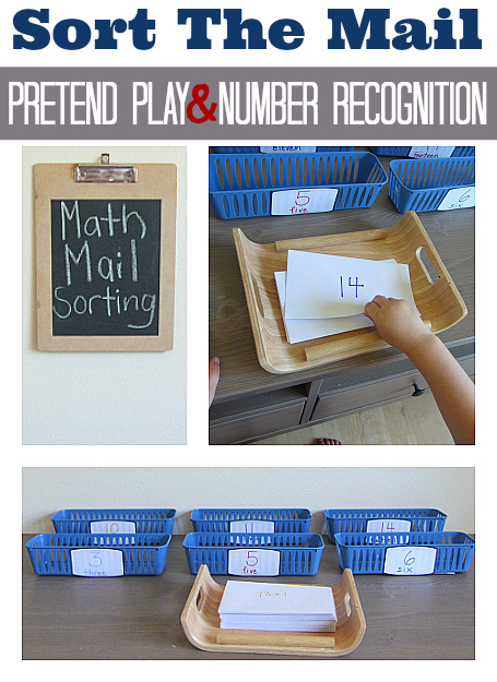 Mail Sorting Number Recognition