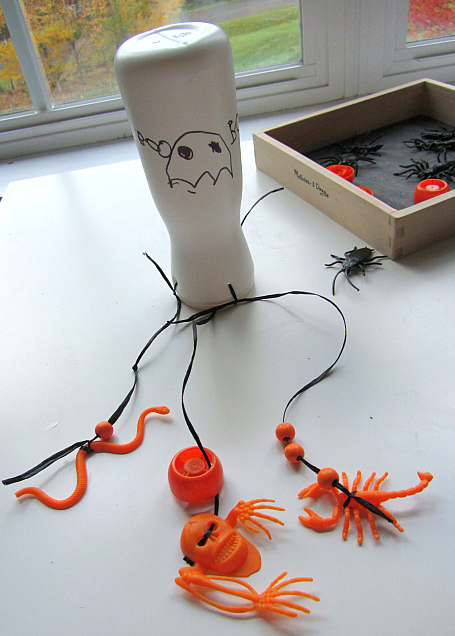 recycled craft for kids halloween