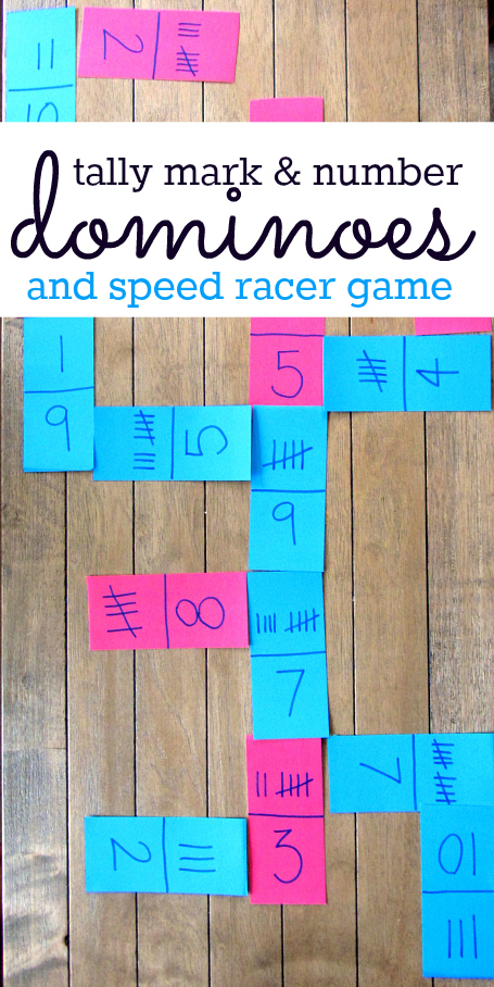 tally mark math games