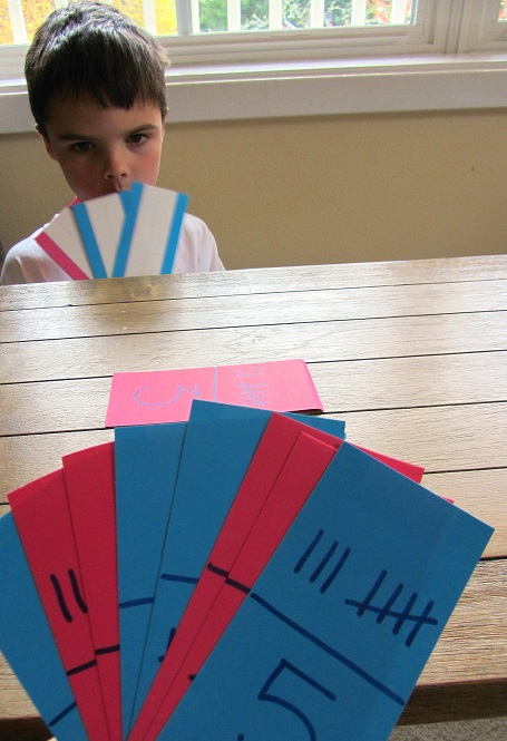 tally mark math game
