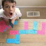 tally marks game for kindergarten and first grade