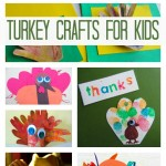 Turkey Craft Ideas For Kids