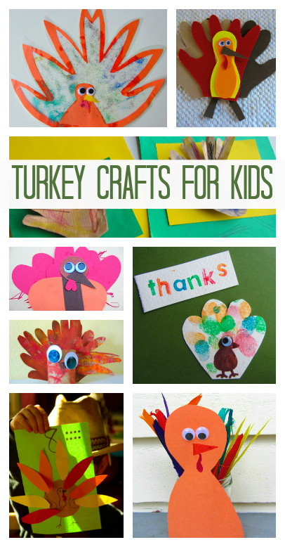 Turkey Craft Ideas For Kids No Time For Flash Cards