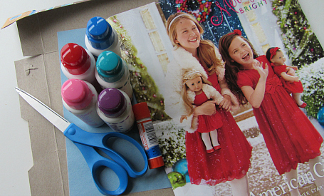 catalog mermaid craft for kids