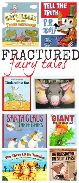 14 Fractured Fairy Tales