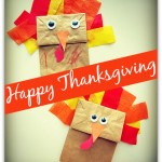 Happy Thanksgiving { Melissa & Doug Sweepstakes}