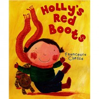 hollys red boots