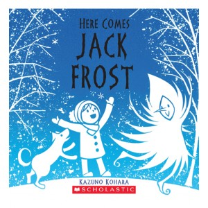 jack frost snow