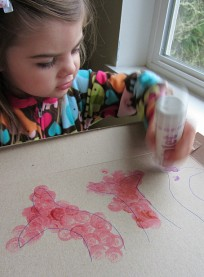 mermaid craft for children