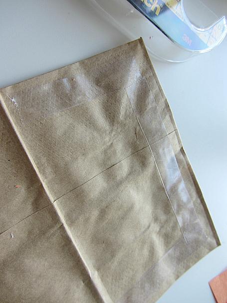 paper bag turkey craft for children
