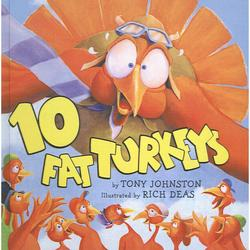 Picture Books About Thanksgiving