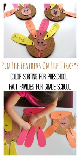 thanksgiving math for kids
