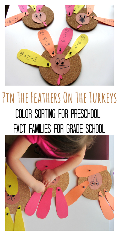 thanksgiving math for kids