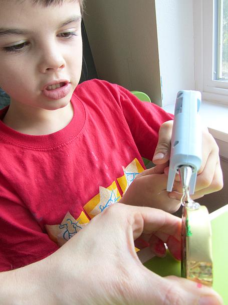 DIY ornament for kids