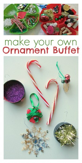 Ornament Buffet – Creative Christmas Crafts