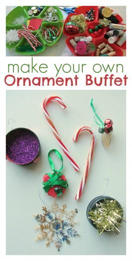 Ornament Buffet – Creative Christmas Crafts