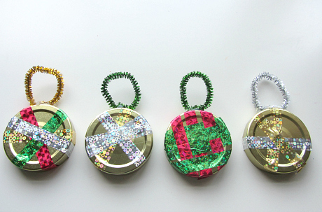 easy ornament craft ideas for kids