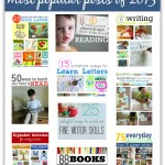 Top 13 of 2013 – Early Literacy and More!