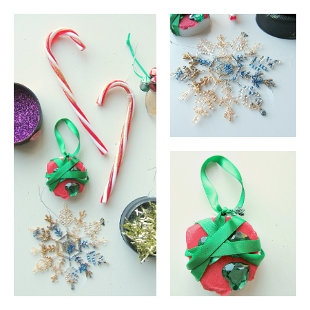 open ended ornament creation
