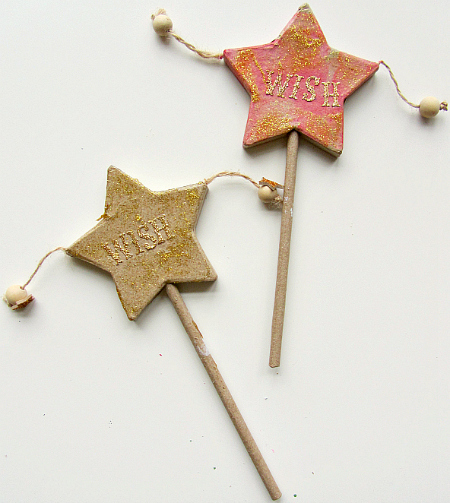 wishing star noise makers craft