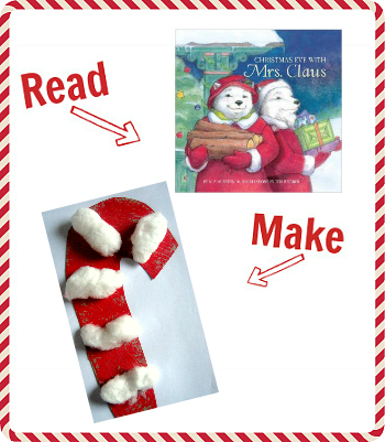 Read Make Christmas 25 Christmas Books With Crafts To Match No