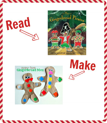 christmas crafts and books for kids