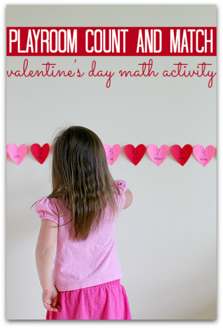 valentines day presents s day math activity no time for flash cards 31036