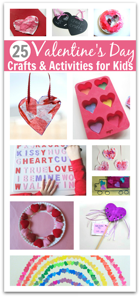 easy valentine's day boxes ideas
