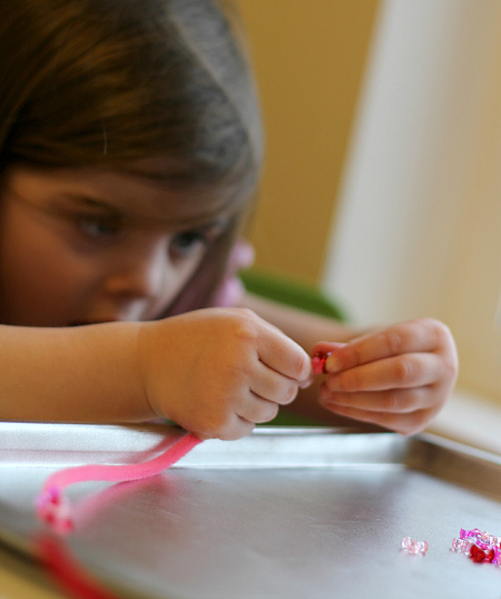 heart wand valentine's day activity for kids