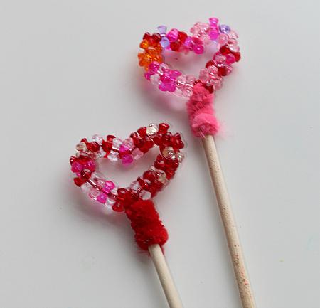 heart wand valentines