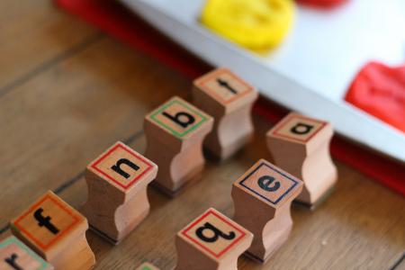 letter match for kids