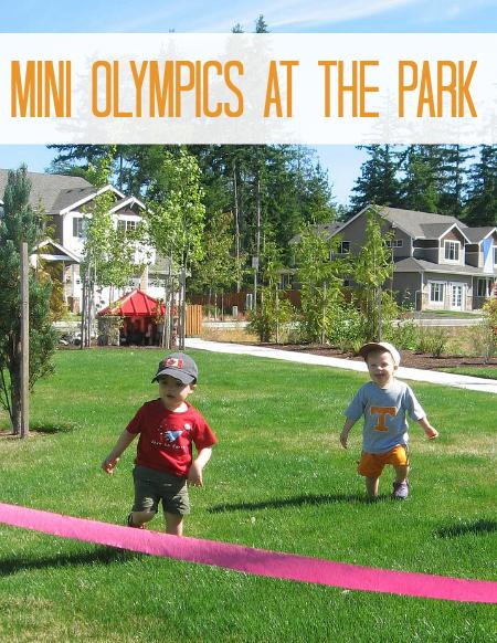 mini olympics