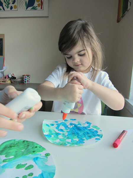 mlk day craft for kids