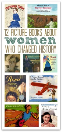 biographies of women for kids