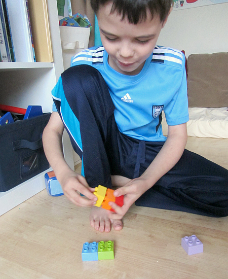rainbow game for kids