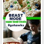 Super Bowl Activity -Beast Mode Treats