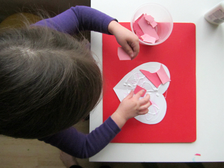 valentines craft for kids