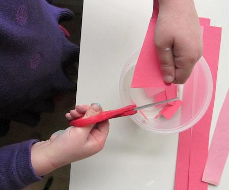 valentines day craft for kids fine motor skills
